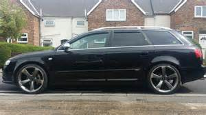 pictures b7 with lowering springs audi sport net