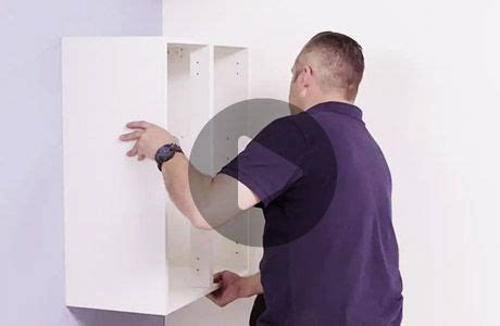 how to fit kitchen cabinets fitting kitchen cabinet doors drawers how to