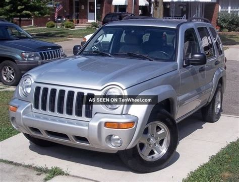 2003 jeep liberty limited 2003 jeep liberty limited sport utility 4 door 3 7l