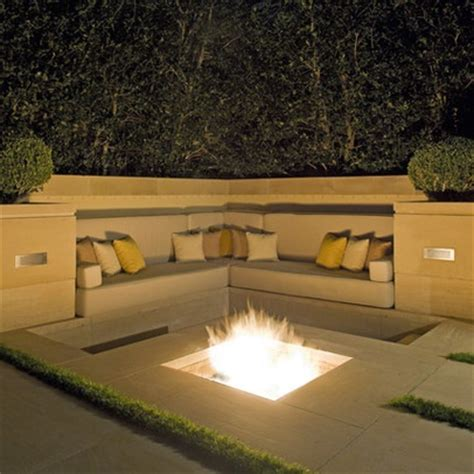 modern pit 1000 images about modern outdoor backyard patio ideas