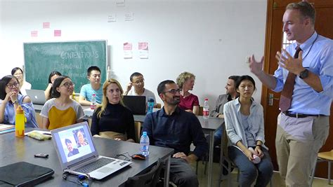 Mba Uni Hamburg by Guest Lecture On Conflict With Korea News