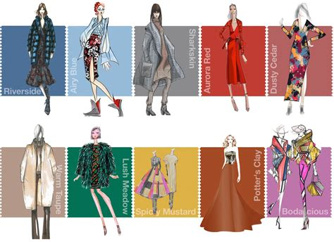 Mode Couleur 2017 by Mode Automne 2017 Couleur