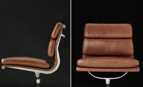 Tan Leather Armchair Tan Leather Eames Office Chair Chair Design Ideas