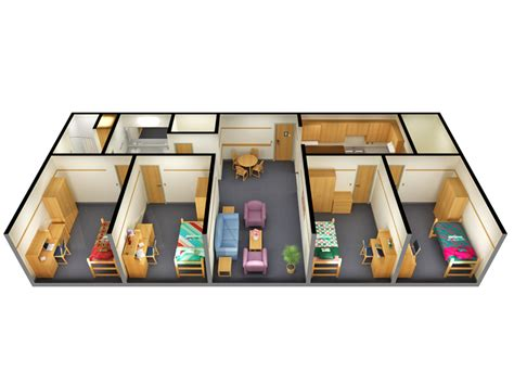 Free Tiny House Blueprints by Floor Plans Office Of Residence Life University Of