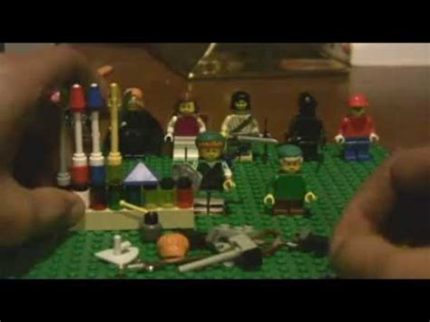 Lego Zelda Tutorial   lego zelda tutorial youtube