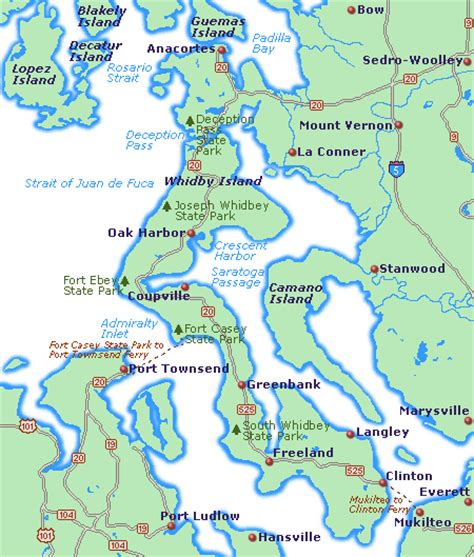 map of whidbey island search island county washington real estate