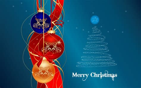 widescreen merry christmas wallpapers hd wallpapers id