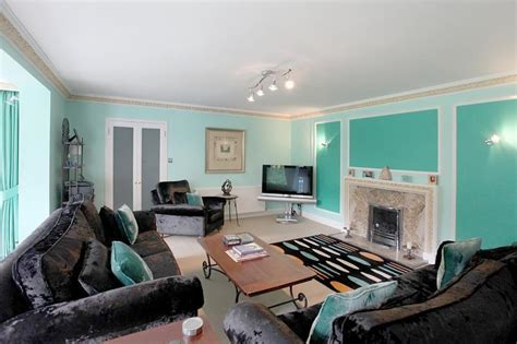 Turquoise Living Room And Kitchen Kitchen Black And Turquoise Living Room Pictures