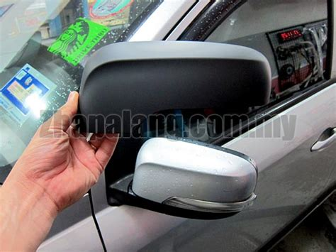 Cermin Side Mirror Persona original proton blm flx persona preve suprema s side mirror housing cover lh pw940143