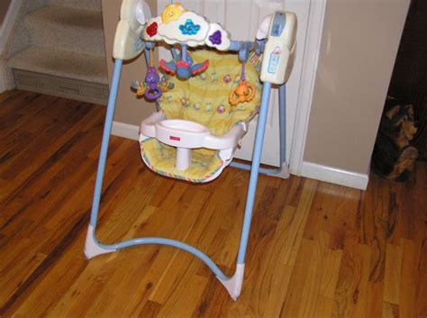 fisher price flutterbye dreams swing fisher price bird swing for sale