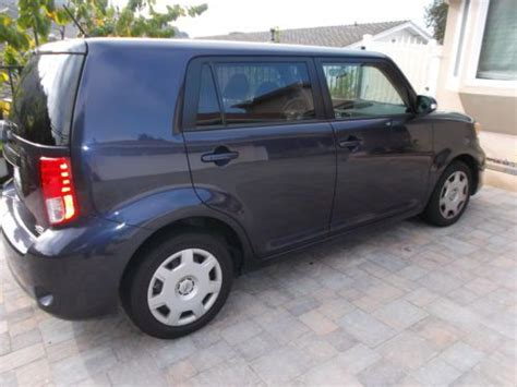 car owners manuals for sale 2012 scion xb security system find used scion xb 2012 blue 20678 miles manual in torrance california united states for
