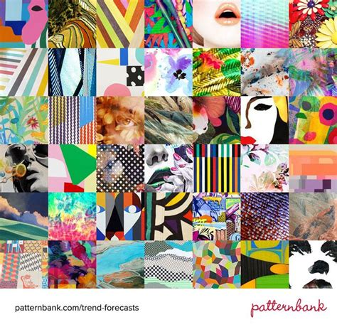 patternbank app trends pattern print spring summer 2015 trends 2015