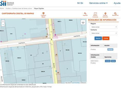 sii propiedades asociadas a un rut 191 cu 193 l es el precio de mi terreno sii lanza aplicaci 211 n