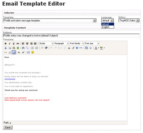 email template editor 28 images woocommerce email