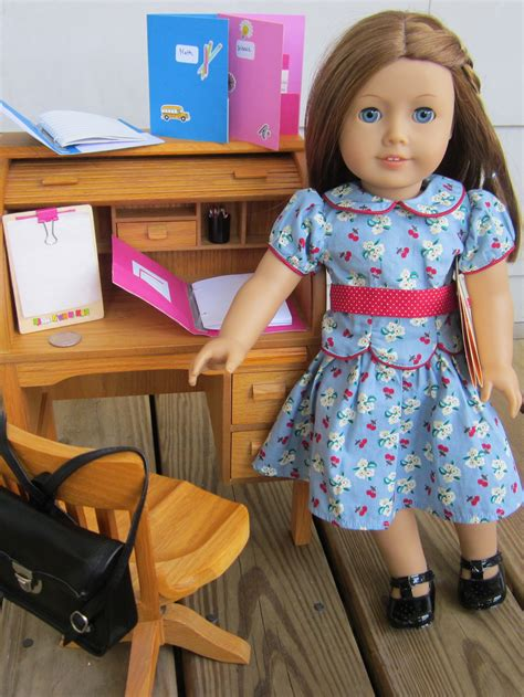 american girl goes to school theroommom