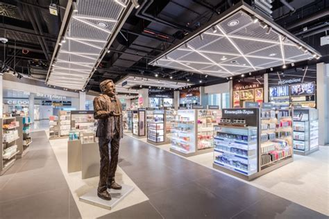 home design store munich terminal 2 duty free shop by gruschwitz umdasch