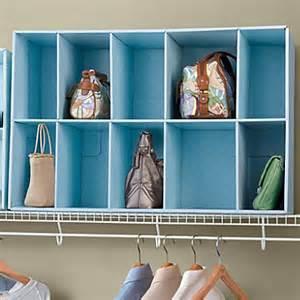 midtown decor closet purse organizer midtown