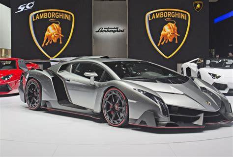 Who Invented The Lamborghini Lamborghini Veneno Own Thrillist