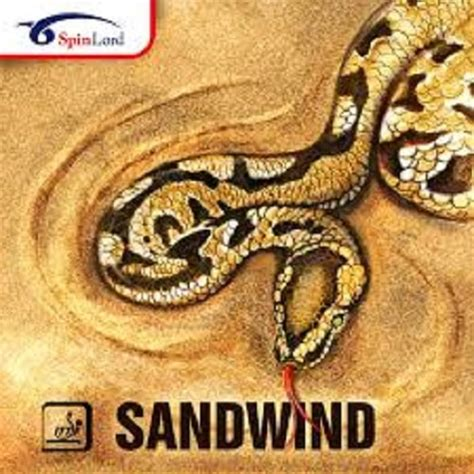 Spinlord Sandwind 1 5 Anti thorntons table tennistable tennis rubber spinlord sandwind