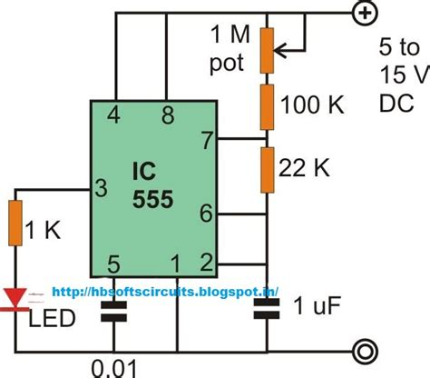 How To Build A Led L by Schematic Circuits And Projects Make Interesting