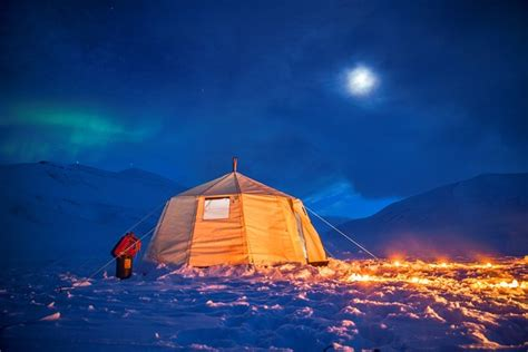polar nights short break  spitsbergen  basecamp hotel