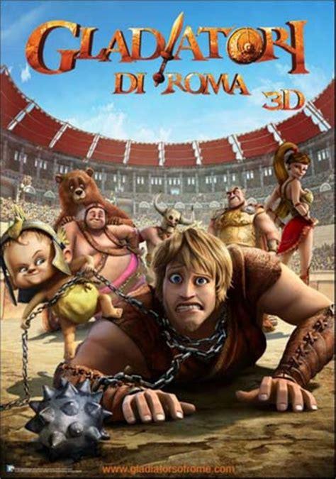 film gladiator cartoon gladiatori di roma soundtrack details