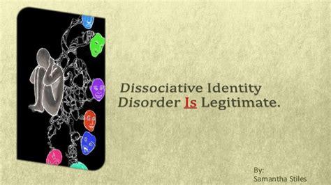 Net Legitimate Name Search Dissociative Identity Disorder Is Legitimate