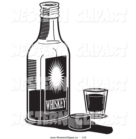 black and white chagne bottle clipart alcohol bottle clipart black and white www imgkid com