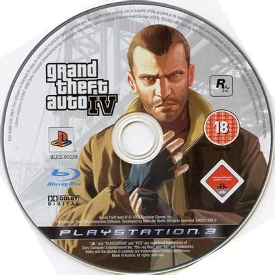 Disc Dvd New Original Ps3 Grand Theft Auto V Kaset Cd grand theft auto iv rusiann ps3 disc cover id6317 covers resource