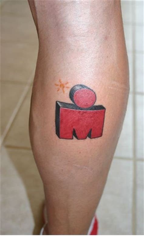 half ironman tattoo designs great m dot designs tattoos dot