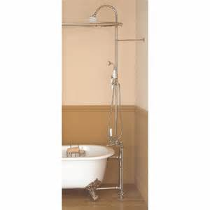 floor mounted tub faucet