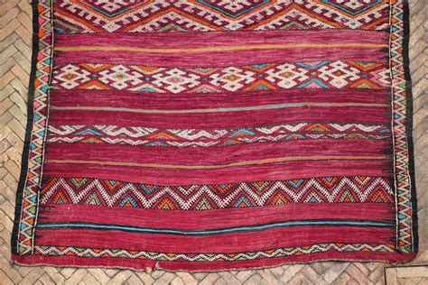 the in morocco beautiful moroccan kilim at