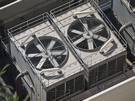 industrial cooling tower fan air conditioning systems acmv hvac vemac