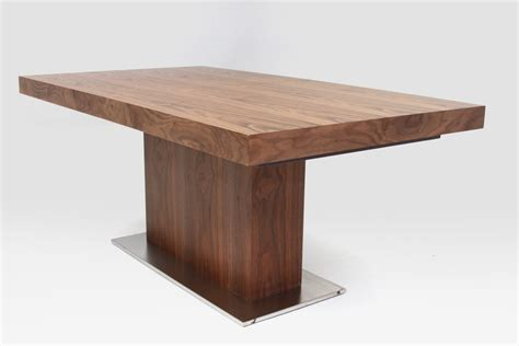 walnut kitchen tables zenith modern white extendable dining table