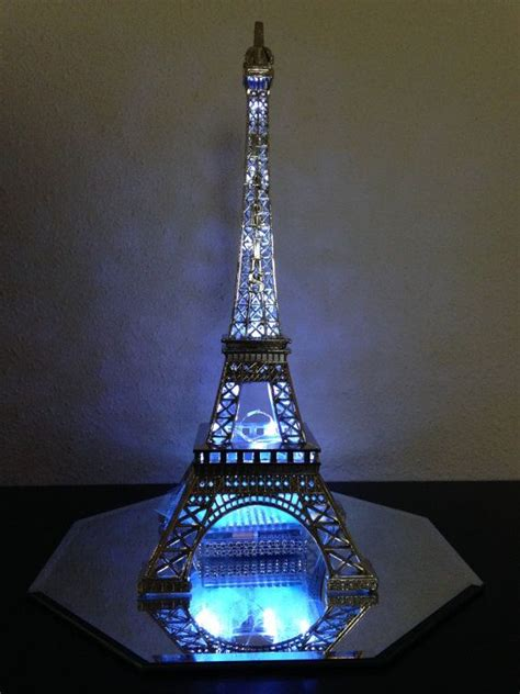 light up eiffel tower paris centerpiece light up eiffel tower 3 carolyn by