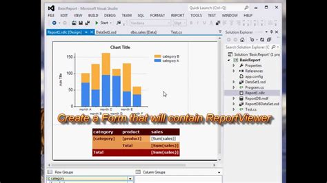 format file in visual studio how to create a report with a parameter using reportviewer