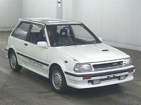 1987 toyota starlet 1987 toyota starlet turbo s bring a trailer