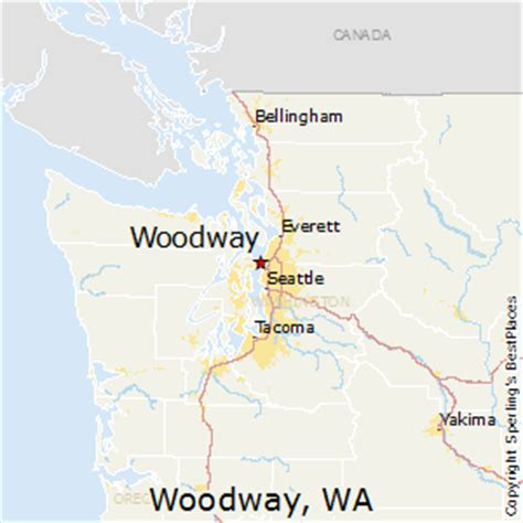 best places to live in woodway washington
