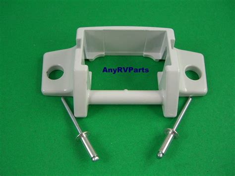 Rv Awning Arm Replacement by Dometic A E 3310811009b Rv Awning Lower Arm Bracket White Foot Assy Ebay