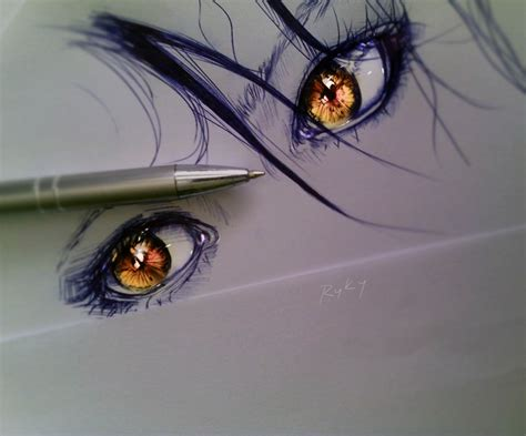 Drawer Artist by Golden By Ryky On Deviantart