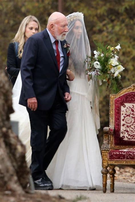 Troian Bellisario Her  Ee  Wedding Ee   In Santa Barbara Ca