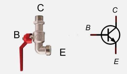 kerja transistor npn penggunaan transistor sebagai saklar panduan teknisi