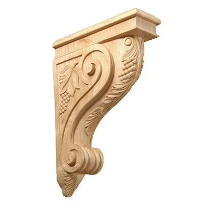 Decorative Wood Brackets And Corbels Decorative Corbels Wood Support Brackets Woodworker S