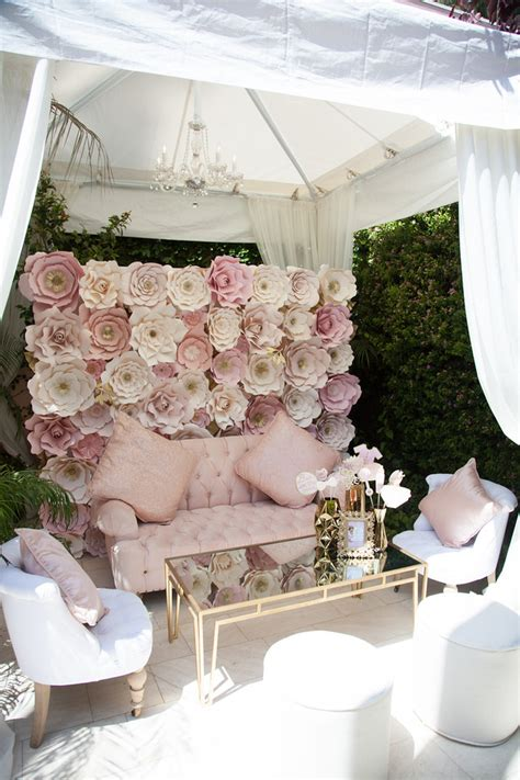 Baby Shower Seating by Pink And Gold Tutu Baby Shower Baby Shower Ideas