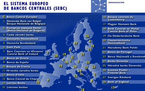 sistema europeo de bancos centrales pol 237 ticas monetarias del eurosistema bce y sistema