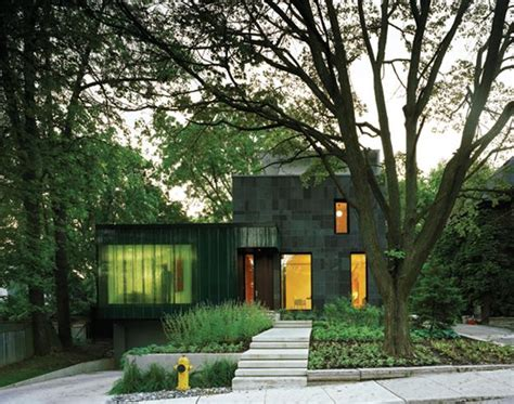 Modern Green House | sustainable design and green architectural interiors for