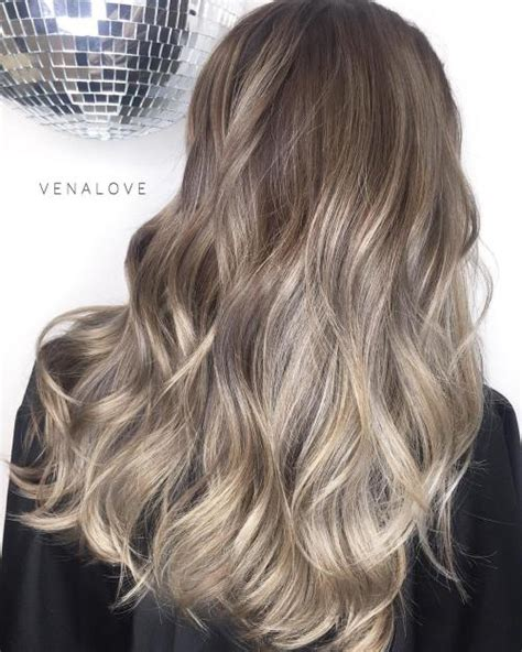 ash brown with ash blonde balayage pictures 40 ash blonde hair looks you ll swoon over