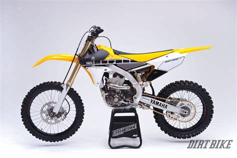 Dirt Bike Magazine Yamaha For 2016