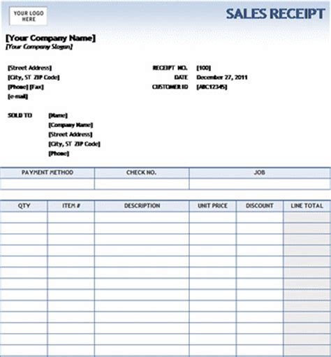 microsoft excel receipt template 10 best images of receipt template excel receipt