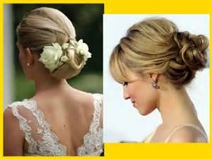 Peinados de novia recogidos para oto 241 o